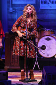 Alison Krauss And David Gray Perform At The Greek...