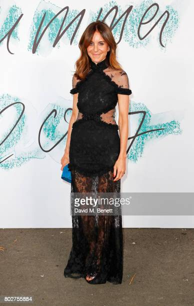 Alison Loehnis attends The Serpentine Galleries Summer Party at The Serpentine Gallery on June 28 2017 in London England