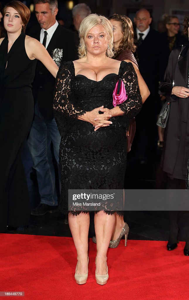Alison Owen attends the Closing Night Gala European Premiere of 'Saving Mr Banks' during the 57th BFI London Film Festival at Odeon Leicester Square on October 20, 2013 in London, England.