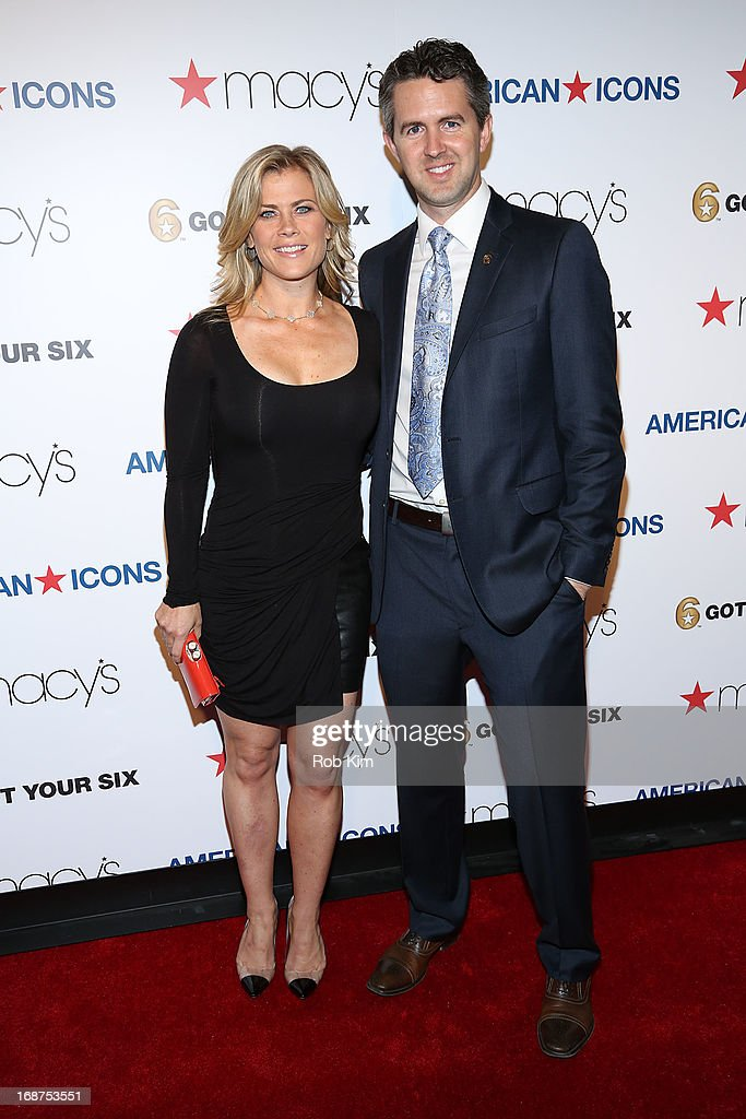 <a gi-track='captionPersonalityLinkClicked' href=/galleries/search?phrase=Alison+Sweeney&family=editorial&specificpeople=217974 ng-click='$event.stopPropagation()'>Alison Sweeney</a> and Chris Marvin attend Macy's launches 'American Icons' at Gotham Hall on May 14, 2013 in New York City.