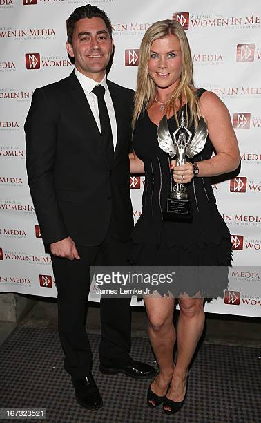 Alison Sweeney attends 56th Annual Genii Awards Show held at the Skirball Cultural Center on April 23 2013 in Los Angeles California