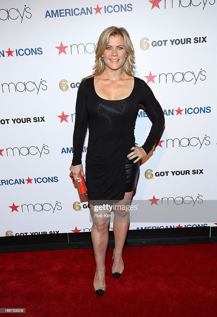 Alison Sweeney attends Macy's launches 'American Icons' at Gotham Hall on May 14, 2013 in New York City.