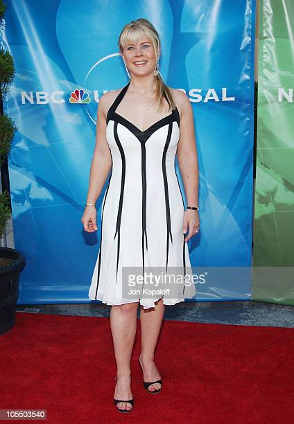 Alison Sweeney during 2004 NBC AllStar Party at Universal Studios Hollywood in Universal City California United States