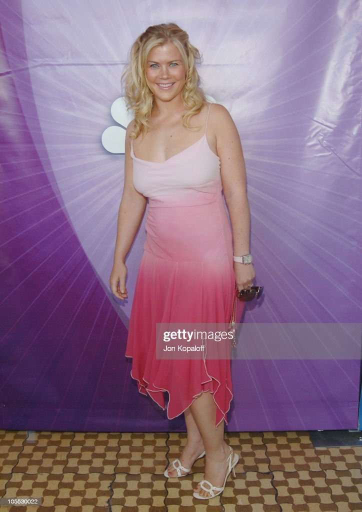<a gi-track='captionPersonalityLinkClicked' href=/galleries/search?phrase=Alison+Sweeney&family=editorial&specificpeople=217974 ng-click='$event.stopPropagation()'>Alison Sweeney</a> during 'Las Vegas' TCA Cocktail Party - Arrivals at The Beverly Hilton Hotel in Beverly Hills, California, United States.