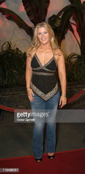 Alison Sweeney during NBC Launches 'Days of Our Lives' Serial Murder Mystery Storyline at Arclight Cinerama Dome in Hollywood California United States