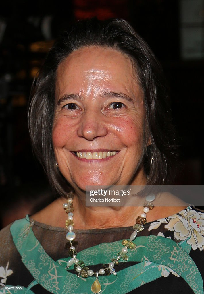 Alison Van Dyk, Chairman and Executive Director attends 12th Biennial Juliet Hollister Awards Gala at Tribeca Rooftop on October 16, 2012 in New York City.