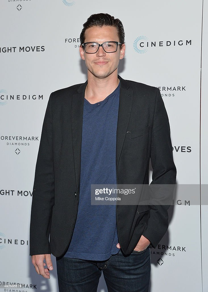 Alistair Banks Griffin attends the 'Night Moves' premiere at Sunshine Landmark on May 20, 2014 in New York City.