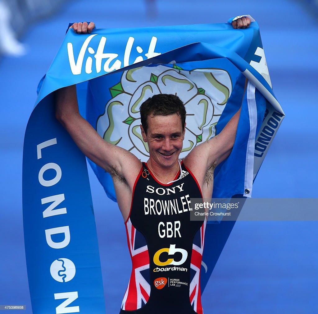 Vitality World Triathlon London - ITU World Championships Series