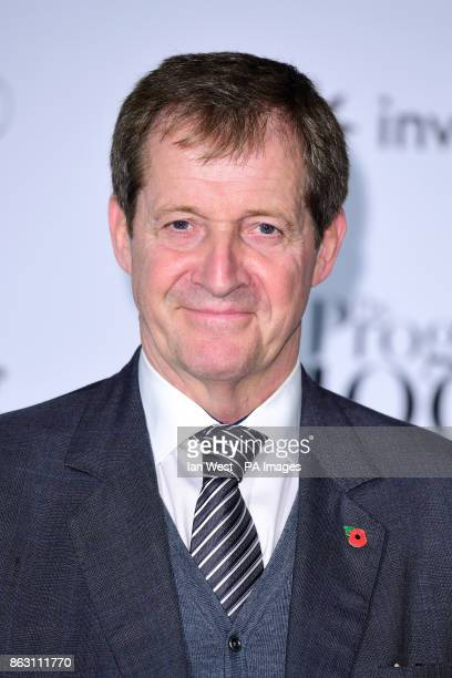 Alistair Campbell at the London Evening Standard's annual Progress 1000 in partnership with Citi and sponsored by Invisalign UK held in London PRESS...