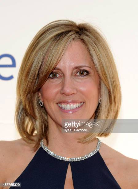 Alisyn Camerota attends Operation Smile's Smile Event at Cipriani Wall Street on May 1 2014 in New York City