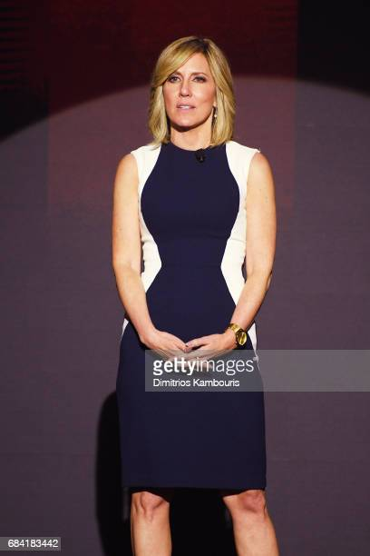 Alisyn Camerota speaks onstage during the Turner Upfront 2017 show at The Theater at Madison Square Garden on May 17 2017 in New York City 26617_003