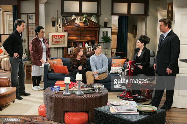 WILL GRACE  Alive and Schticking  Episode 1 Pictured Eric McCormack as Will  Truman Shelley. Megan Smock Stock Photos and Pictures   Getty Images