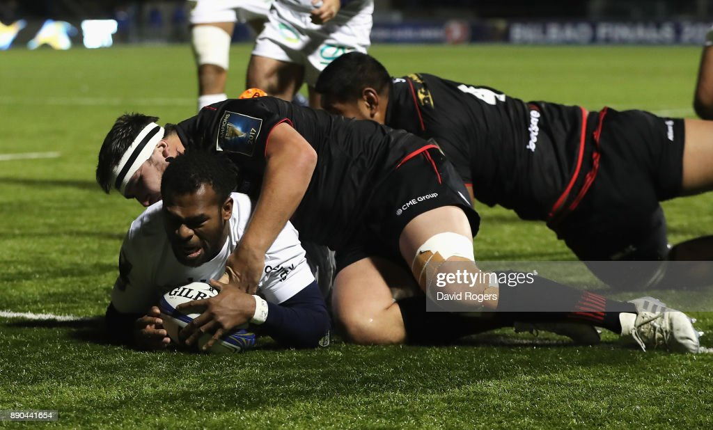 Saracens v ASM Clermont Auvergne -  Champions Cup