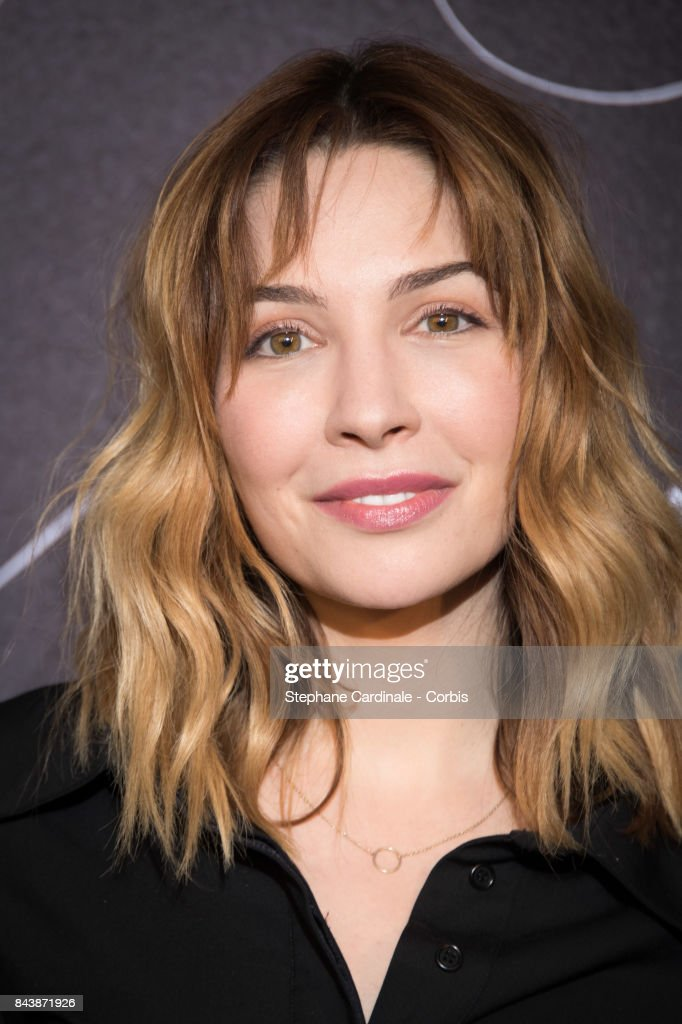 Alix Benezech attends the French Premiere of 'mother!' at Cinema UGC Normandie on September 7, 2017 in Paris, France.