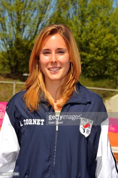 Alize CORNET Fed Cup 2010