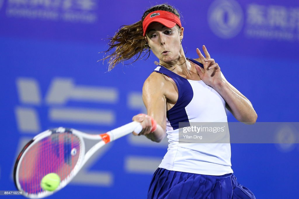 2017 Wuhan Open - Day 4 : News Photo