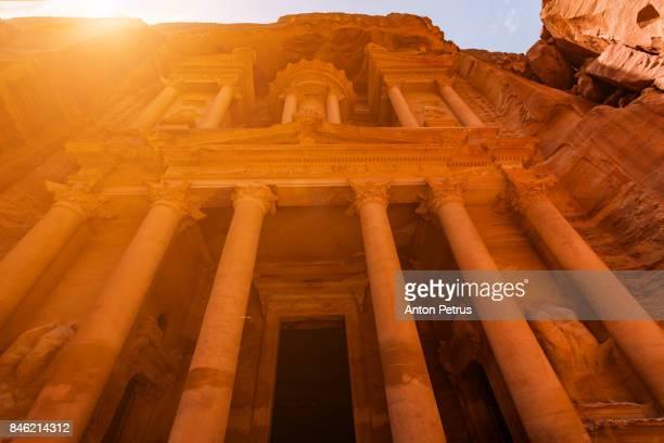 Al-Khazneh (The Treasury), Petra, Jordan