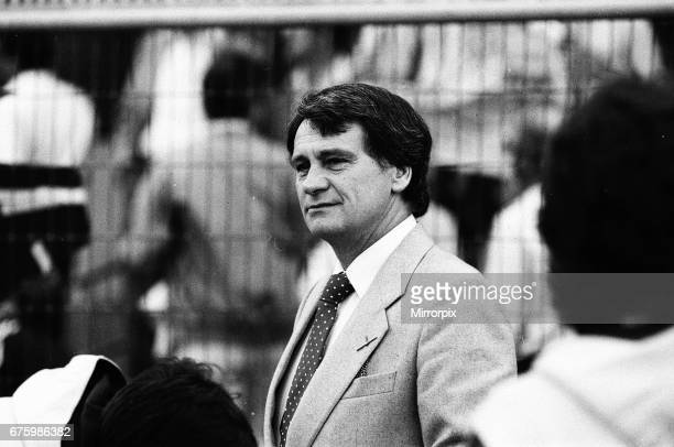 AZ Alkmaar v Ipswich Town in action during 2nd leg match of UEFA Cup Final at the Olympic Stadium in Amsterdam May 1981 Bobby Robson manager Final...