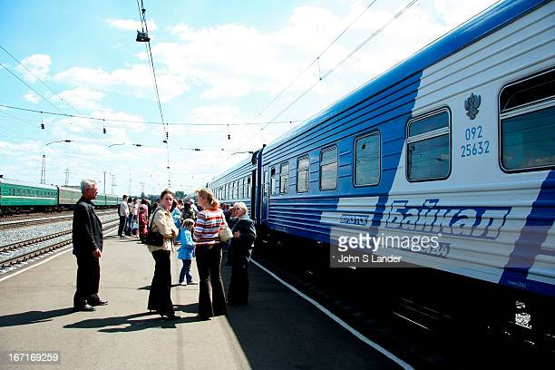 All Aboard This version of the TransSiberian Railway is the 'Baikal' which runs between Irkutsk and Moscow The Baikal is preferable to 'The Rossiya'...