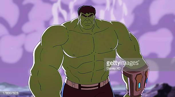 S HULK AND THE AGENTS OF SMASH 'All About Ego' The Hulks face their biggest foe yet when they travel into space to battle Ego the Living Planet who...