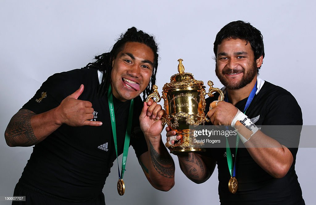 France v New Zealand - IRB RWC 2011 Final