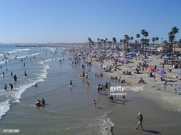 All Busy beach