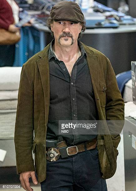 D 'All Cylinders Firing' Episode 405 Pictured Elias Koteas as Alvin Olinsky