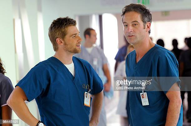 'All Fall Down' As Dr C and Dr Proctor's work to save the lives of a couple injured in a balcony collapse on �Miami Medical� Friday April 23 on the...