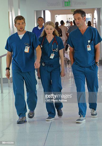 'All Fall Down' As Dr Serena Warren Dr C and Dr Proctor's work to save the lives of a couple injured in a balcony collapse on �Miami Medical� Friday...