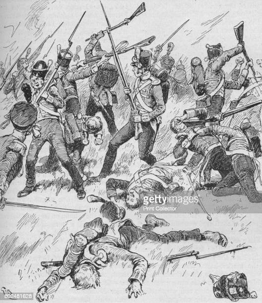 All Formation Was Lost And Each Man Fought For Himself 1902 At the Battle of Talavera Spain 2728 July 1809 the British and Spanish army commanded by...