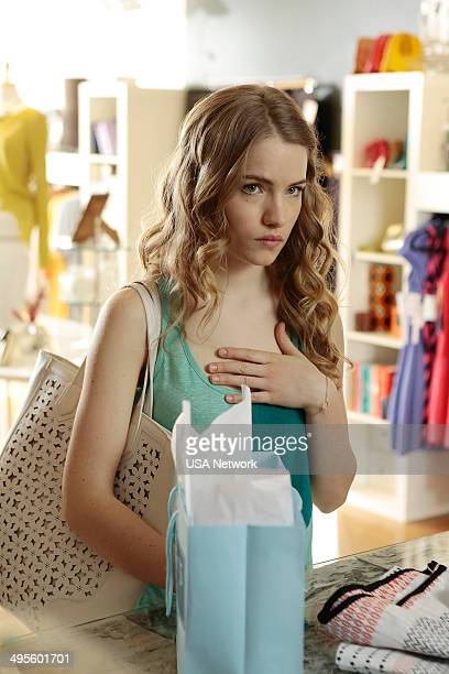 PAINS 'All In The Family' Episode 602 Pictured Willa Fitzgerald as Emma