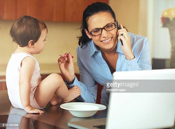 Todos Las madres son las madres trabajadoras