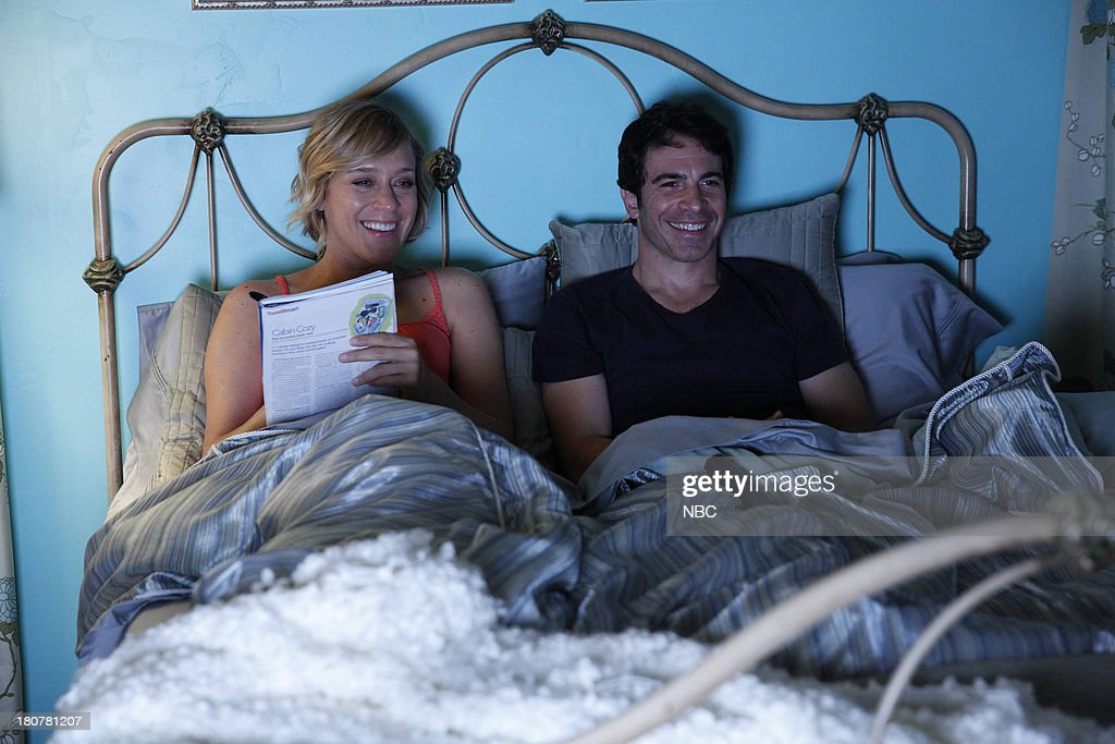 PROJECT 'All My Problems Solved Forever' Episode 201 Pictured Chloe Sevigny as Christina Chris Messina as Danny Castellano