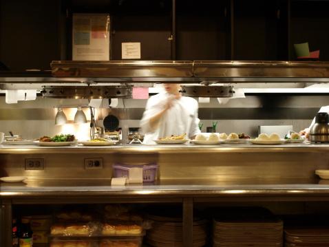 Cuisine professionnelle photos et images de collection for Cuisine professionnelle