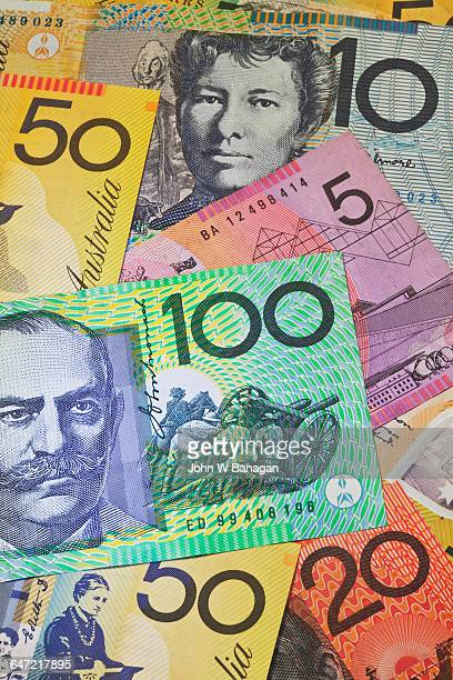 All of the Bank Notes of Australia
