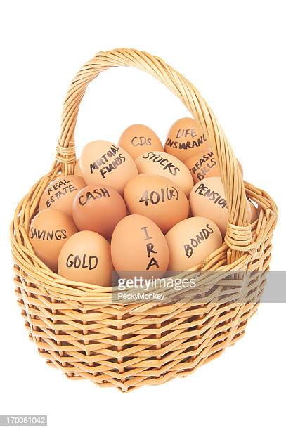 Ihren finanziellen Eggs in One Basket