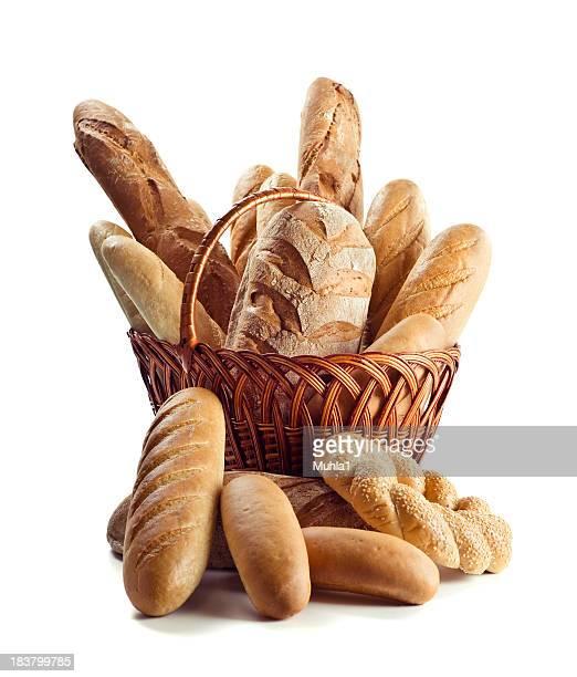 Alle möglichen Brot