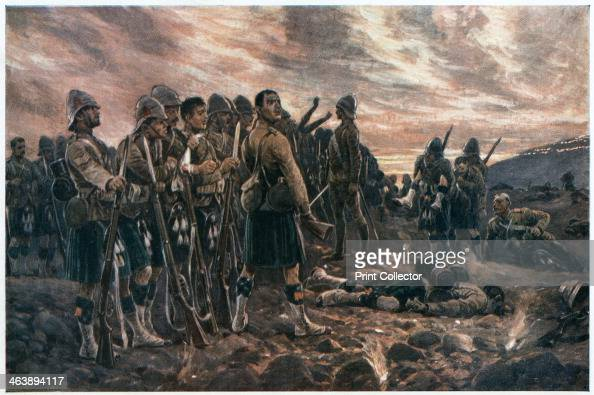 'All That Was Left of Them' 2nd Boer War 1899 The Black Watch after the Battle of Magersfontein 11 December 1899 In the week from 10 to 17 December...