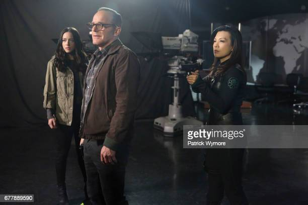 S AGENTS OF SHIELD 'All The Madame's Men' Daisy finds herself teamed up with an unlikely partner Meanwhile Aida prepares to put her ultimate end game...