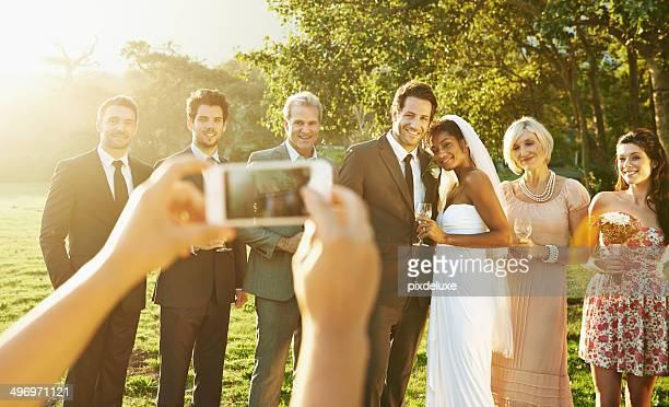 Die Unterstützung die Braut benötigen