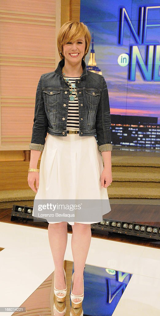 """MICHAEL -5/6/13 - All this week, Kelly and Michael are bringing deserving moms to New York to be transformed during """"New You in New York Makeover Week"""" styled by LAWRENCE ZARIAN on 'LIVE with Kelly and Michael,' distributed by Disney-ABC Domestic Television. SARAH"""