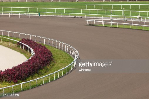 All Weather Track in Racecourse