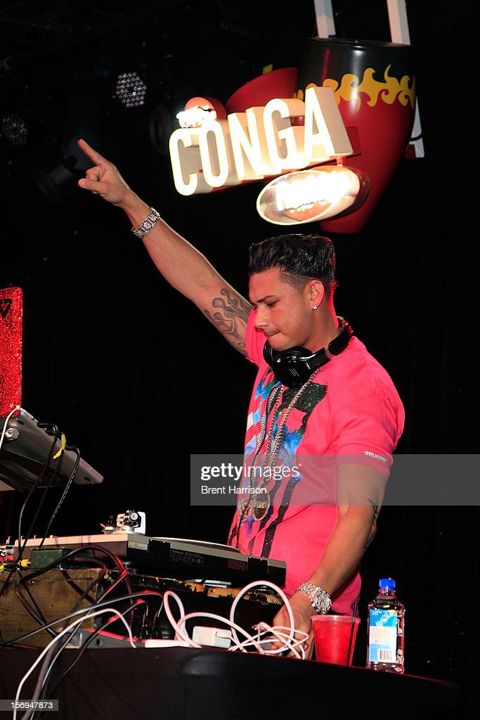 All Access Hall Pass Live Presents DJ Pauly D At The Conga Room At L.A.