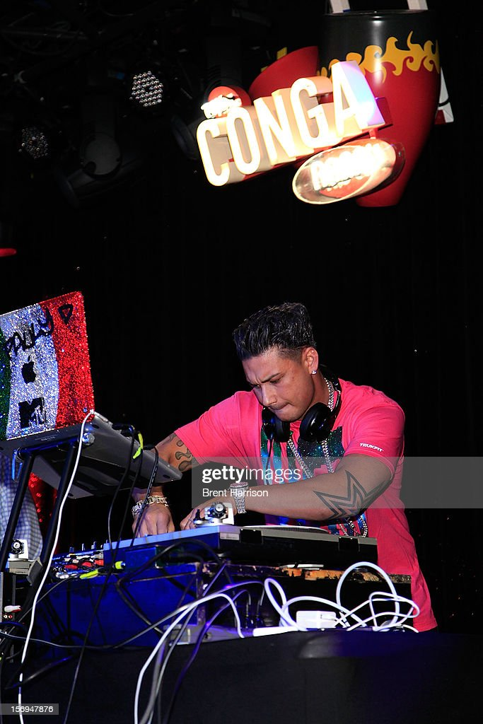 All Access Hall Pass Live Presents DJ Pauly D At The Conga Room At L.A. Part 91