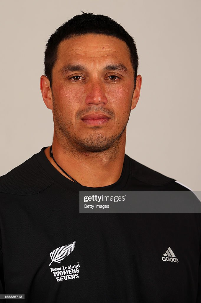 Allan Bunting poses for a headshot during the New Zealand Womens Rugby Sevens headshot session at Pulman Lodge on November 3, 2012 in Auckland, New Zealand.