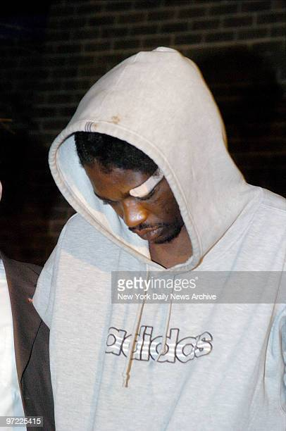 Allan Cameron is taken from the 68th Precinct stationhouse after being charged with murdering Police Officer Dillon Stewart during a highspeed chase...