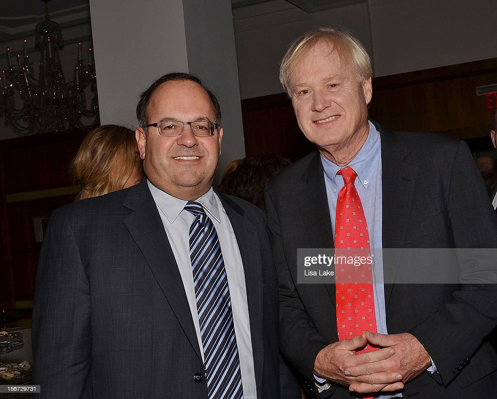 Allan Domb and <a gi-track='captionPersonalityLinkClicked' href=/galleries/search?phrase=Chris+Matthews+-+Television+Personality&family=editorial&specificpeople=651505 ng-click='$event.stopPropagation()'>Chris Matthews</a> during Philadelphia Style Magazine Cover Event Hosted By <a gi-track='captionPersonalityLinkClicked' href=/galleries/search?phrase=Chris+Matthews+-+Television+Personality&family=editorial&specificpeople=651505 ng-click='$event.stopPropagation()'>Chris Matthews</a> on November 19, 2012 in Philadelphia, Pennsylvania.