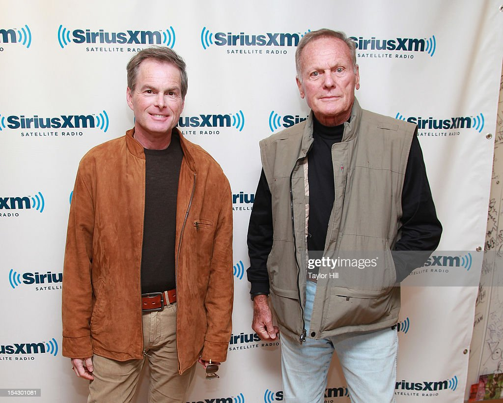 Celebrities Visit SiriusXM Studio | Getty Images Tab Hunter Partner