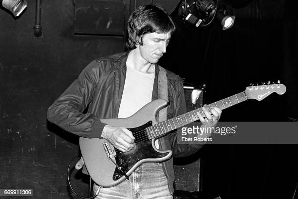 Allan Holdsworth performing at Trax in New York City on June 30 1982