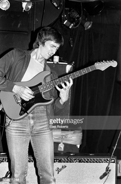Allan Holdsworth performing with UK in Asbury Park New Jersey United States on July 15 1978